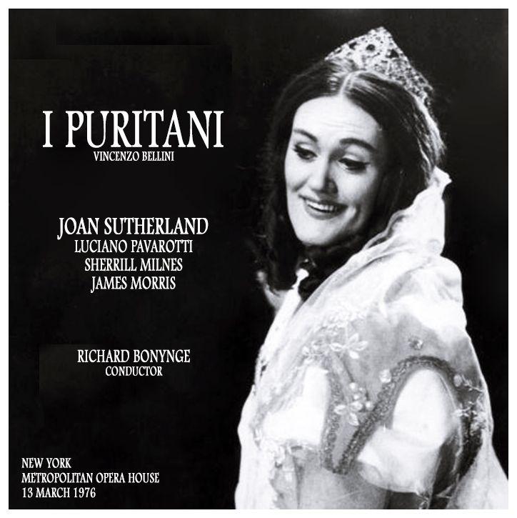 Joan Sutherland - I Puritani (Artwork made by Vinicius Soaris)