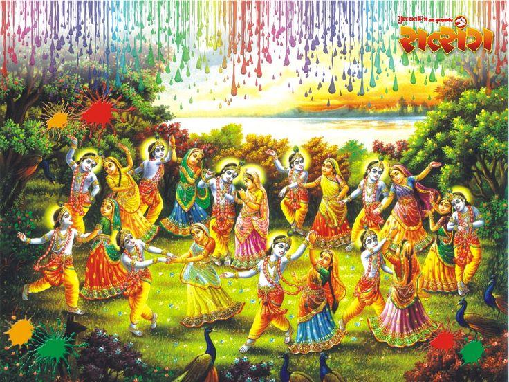 Happy Holi 2013!