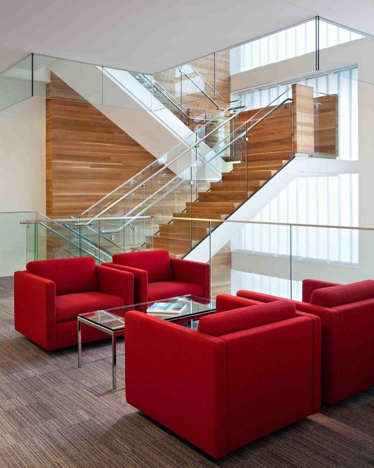 33 Staircase Designs Enriching Modern Interiors With: Pin By Kerry Cohen On Office Design Ideas