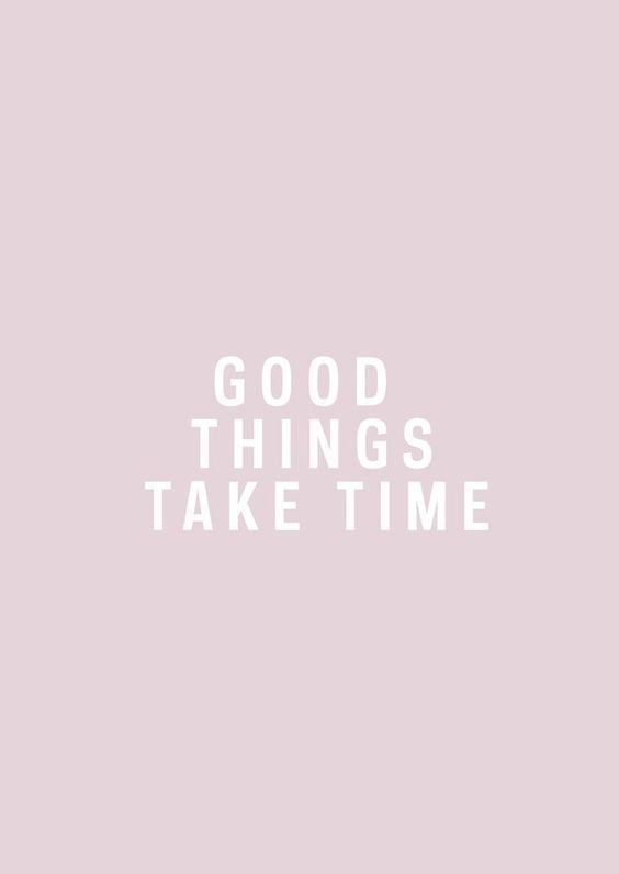 Al anyone has is time and it's borrowed time so give it your all every min.