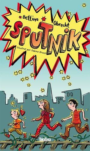 Quan l'Sputnik apareix al veïnat, res no torna a ser com abans. Porta impermeable i botes d'aigua de color rosa, encara que no plogui, i diu que ha vingut d'un altre planeta. L'Adrià s'ho creu però la seva germana gran, l'' Anna, i el seu amic Karim saben de sobres que els extraterrestres no existeixen. Qui és, doncs, l'' Sputnik i on és la seva llar?