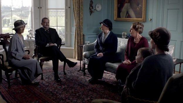 Recap of Downton Abbey Season 3 Episode 4 (S03E04) - 26