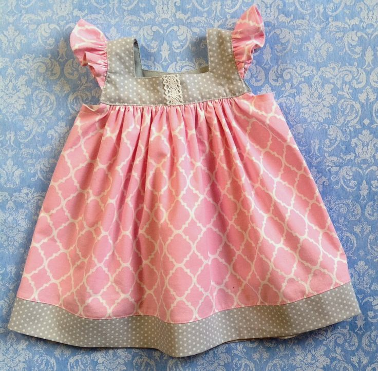 Tie Dye Diva Patterns: Tutorial Tuesday: How to add flutters to the Fair & Square Top and Dress Pattern