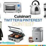 Enter to Win: Cuisinart Daily Giveaways -