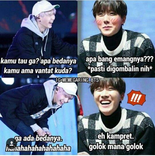 Mas gula jahat sama bang jehop  #Memes #Funny #Indonesia #BTS