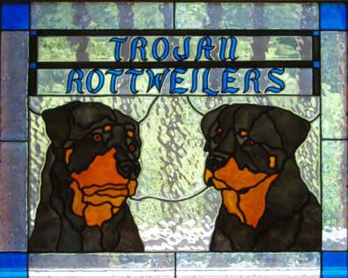 Rottweiler Breeder Breeders Of Rottweilers Trojan Reg
