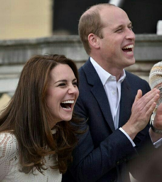 William and Kate, May 13th, 2017