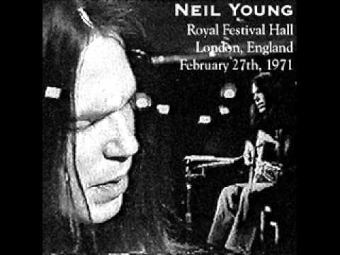 """▶ Neil Young - """"Only Love Can Break Your Heart"""" [Live At Royal Hall 1971]"""