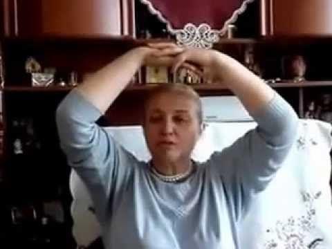 Гимнастика ГОРМОНАЛЬНАЯ 5 минут в день от всех болезней ! Калпашвини - YouTube