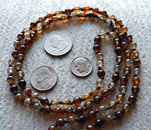 AGATE COFFEE DRAGON VEIN HAND KNOTTED EXCLUSIVE JAPA MALA 6 MM BEADS TOP GRADE PRAYER NECKLACE. BLESSED & ENERGIZED (108+1) HINDU TIBETAN BUDDHIST PRAYER KARMA BEADS SUBHA ROSARY MALA FOR NIRVANA, BHAKTI, FOR REMOVING INNER DOSHAS, FOR CHANTING AUM OM, FOR AWAKENING CHAKRAS, KUNDALINI THROUGH YOGA MEDITATION-FREE OM MALA POUCH INCLUDED