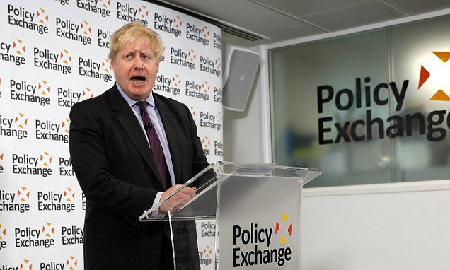 ICYMI: Boris Johnson admits anger at Brexit is 'hardening'