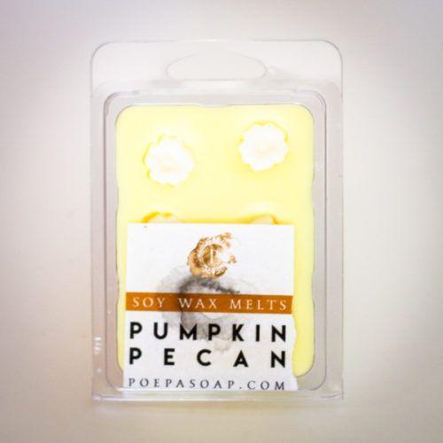 Pumpkin Pecan Home Fragrance   Poepa Soap