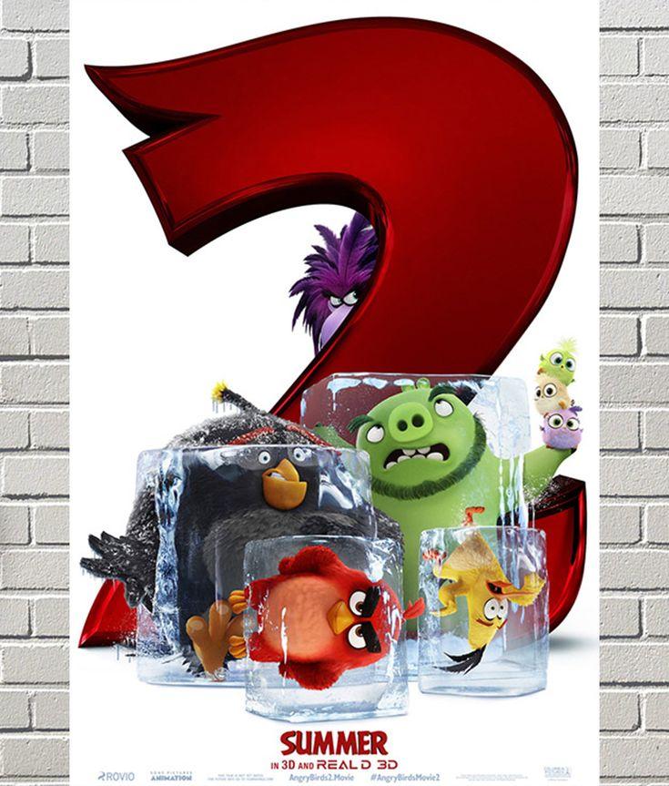 Angry Birds Movie 2 In 2021 Angry Birds Movie Angry Birds Full Movies