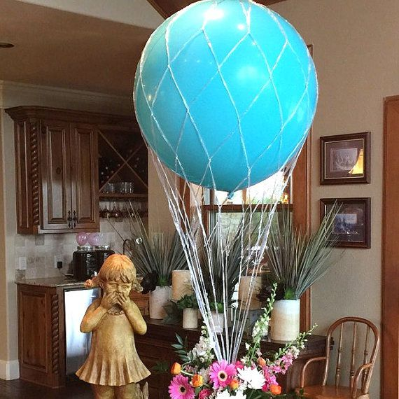 On Sale 30-36 Inch Hot Air Balloon Net use with by creativeexpres