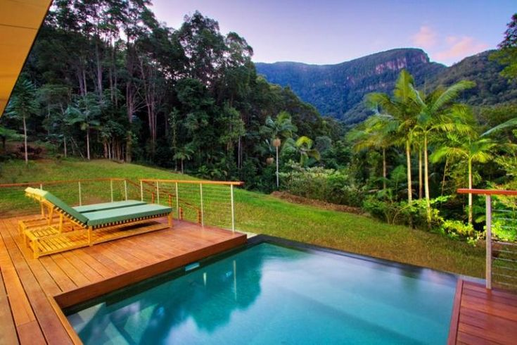 Springbrook Mountain View Lodge, Far North New South Wales, Australia | LoveBirds: Romantic Getaways and Honeymoons for Two