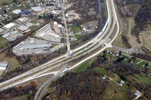 Gannett Fleming Interchange Project Wins Top 10 Honors for preliminary engineering, final design, and construction consultation services for the project under contract with the Pennsylvania Department of Transportation.