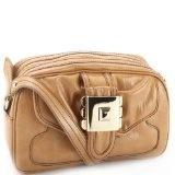 Jessica Simpson Sparkle Flap Shoulder Bag -Vachetta
