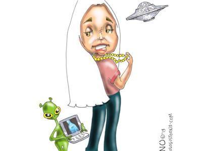 ET UFO Experiencer TJ Morris Angels