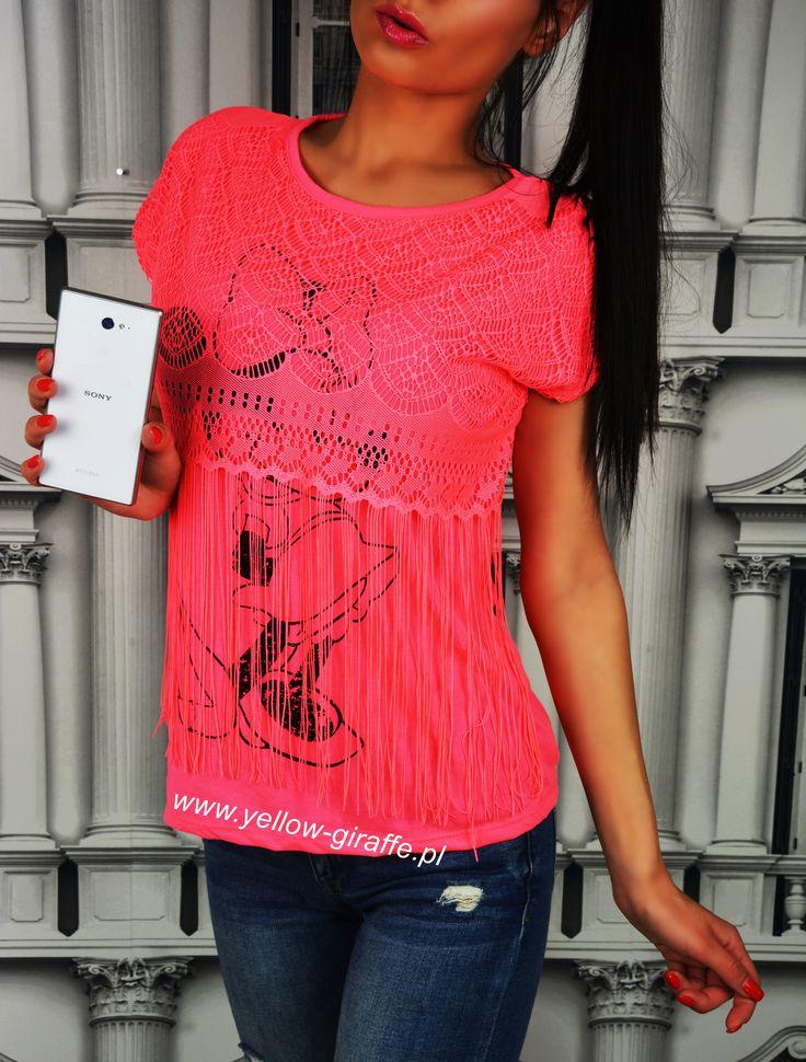 BESTSELLER 👏 Bluzka SUMMER Pink Nasze bluzki z letniej kolekcji skradły Wasze serca :-D  Ostatnie sztuki znajdziecie w naszym sklepie online www.yellow-giraffe.pl  #yellowgiraffepl #bluzka #boho #rozowa #pink #top #follow #shopping #skleponline