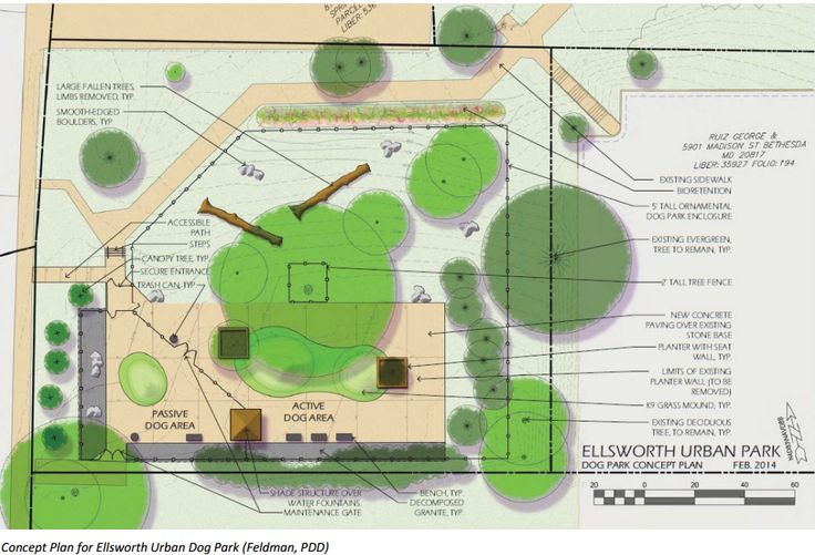 Ellsworth Urban Park site first to be located inside the Beltway