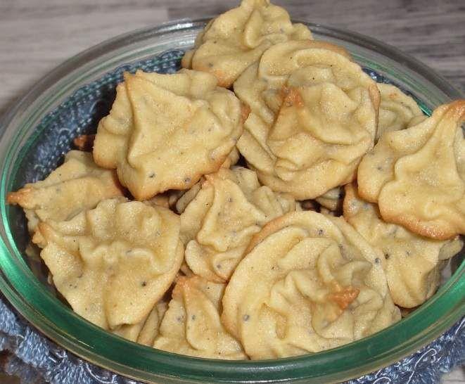 Rezept Marzipan-Vanilletupferl von -mija- - Rezept der Kategorie Backen süß