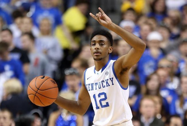 Kentucky Basketball: Ryan Harrow out for Game Against Duke