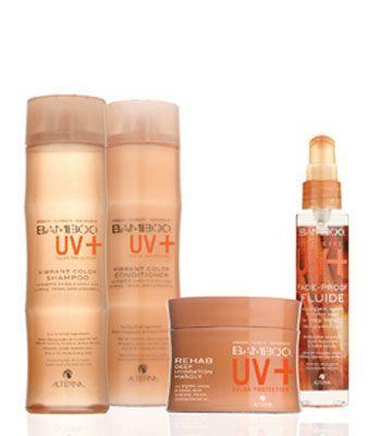 #Bamboo UV+ #haarproducten #haarverzorging #kappersbenodigdheden