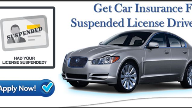 Get Cheap Car Insurance Quotes with Suspended License ...