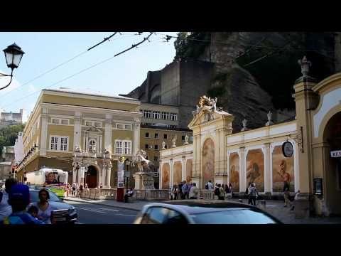 Salzburg. Зальцбург Австрия - YouTube