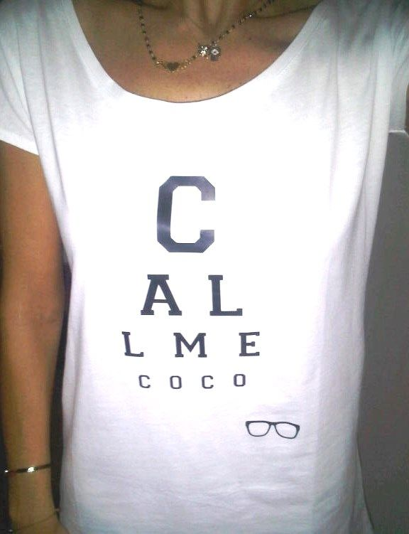 Call my name tshirt by Shoprano shop here: http://www.frocknroll.com/personalised/personalised-graphic-t-shirt-opticalname.html