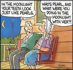 #Joke: An older couple is lying in bed one morning, having just awakened from a good night's sleep... #humor #funny