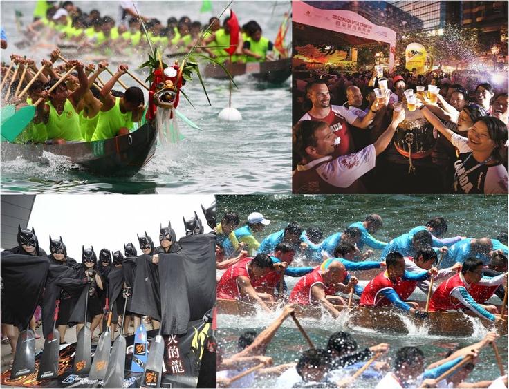 Did you enjoy the Dragon Boat Festival last week?