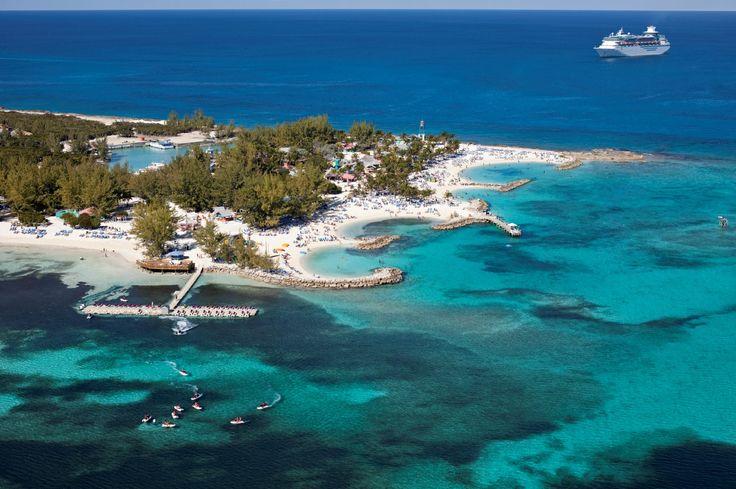 Little Stirrup Cay, Bahamas