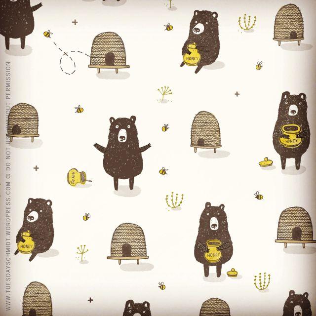 242209286184691852 on Honey Bear
