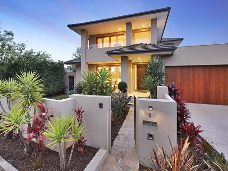 Photo of a concrete house exterior from real Australian home - House Facade photo 671658