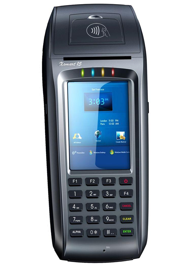 Handheld pos terminal protable eft pos machine cash