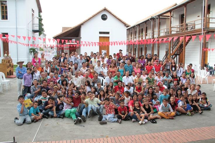 Todos los participantes de la feria regional en Cúcuta