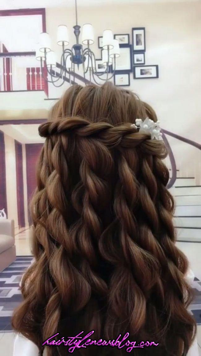 Hair styles, Hair, Long hair styles, Balayage hair, Easy hairstyles, Braided hairstyles - 15 SIMPLE AND EASY TO LEARN HAIR STYLE … in 2020 | Hair styl   Hair styles, Hair, Long hair styles, Balayage hair, Easy hairstyles, Braided hairstyles - 15 SIMPLE AND EASY TO LEARN HAIR STYLE … in 2020 | Hair..