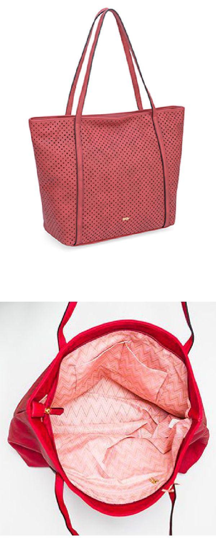 e654858d2 Bolsa Feminina Original Gash Ventura Grande de Ombro Vermelha bolsas  femininas bolsa feminina bolsa trabalho bolsa faculdade bolsa s…