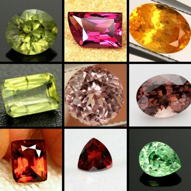 January Birthstone | Garnet Birthstone | Birthstones | Colors Of Garnet