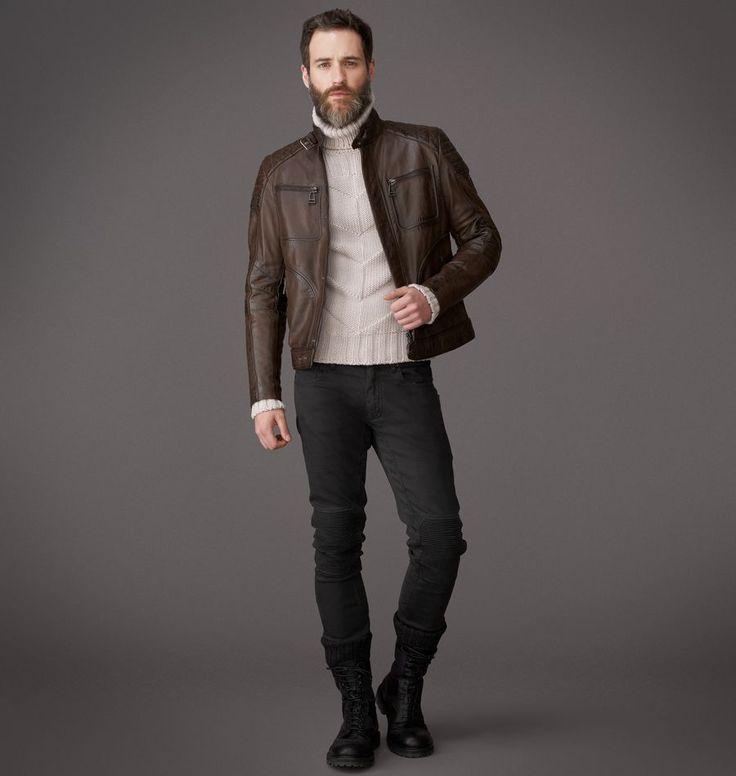Weybridge Jacket | Mens Designer Jackets & Coats | Belstaff