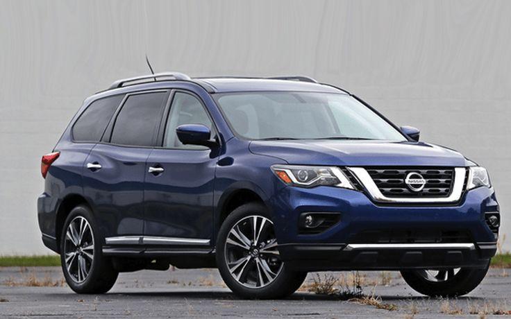 2020 Nissan Pathfinder Horsepower, MSRP and Price Rumor - Car Rumor