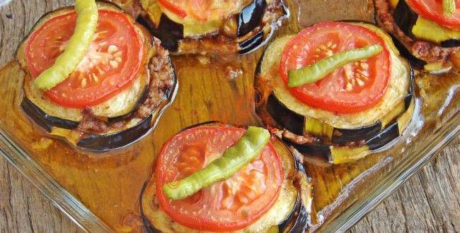 Patlıcan Oturtma Tarifi | Mutfakta Yemek Tarifleri