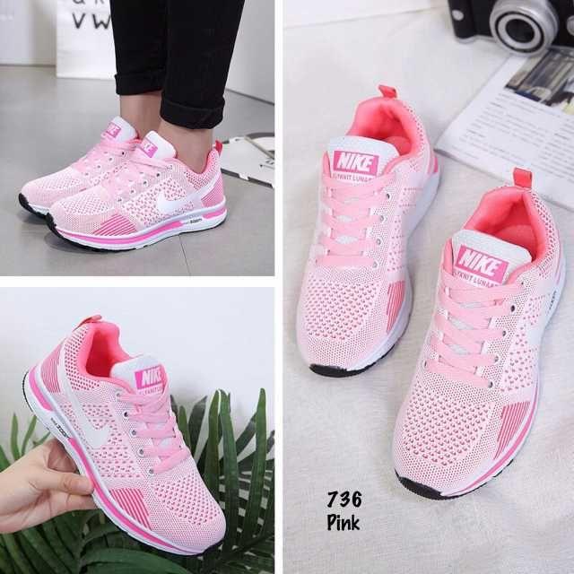 95 Model Sepatu Olahraga Wanita Terbaru 2018 Terlihat Keren Dengan Gambar Sepatu Lari Wanita Model Sepatu Sepatu