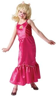 Little Miss Piggy Costume available @ www.partyonfancydress.co.uk
