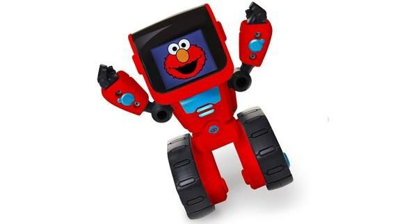 Super cute little Elmo robot wants to teach kids to code Read more Technology News Here --> http://digitaltechnologynews.com  LAS VEGAS  Elmo's coming to Sesame Street with a brand new set of wheels.   On Tuesday WowWee showed off ELMOJI its upcoming robotic collaboration with Sesame Workshop. It's a teeny robot version of your favorite Sesame Street character and its goal is to teach kids to code.  SEE ALSO: Creating opportunity and excitement for STEM careers  ELMOJI works alongside an app…