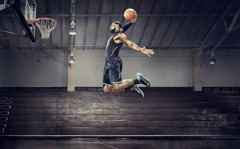 LeBron James one of the  famous ambassador of Nike. He also has a life time supply of Nike! COOL!!!