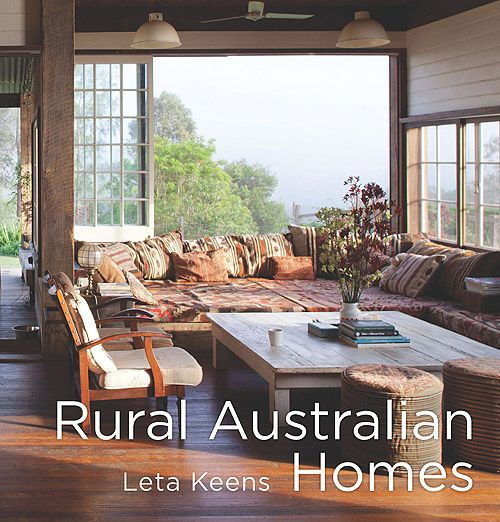 Win a copy of Rural Australian Homes by Leta Keens, on the Temple & Webster blog. (Entry closes Friday 26th October 2012).