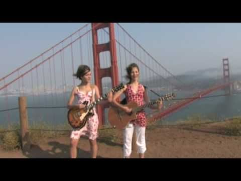"Cover Scott McKenzie ""San Francisco"" by MonaLisaTwins"