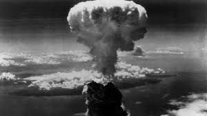 The H-Bomb was a bomb that gave the U.S. a small advantage in the nuclear arms race against the Soviet Union. The H- bomb was developed by the U.S. in the 1950s. These nuclear bombs are thousands of times more powerful than a regular bomb. When the U.S. dropped these nuclear bombs they didn't know the long term effects that would happen. Some of these things were cancer from the radiation and birth defects.